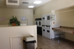 Clubhouse Laundry